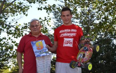 CRONICA, David Barcena en la Promotion Cup 2012