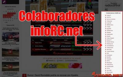 Listado de colaboradores de infoRC.net - Concurso exprés de pegatinas