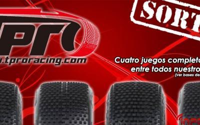 Sorteo de neumáticos TPro, por MDL. ¡Participa!