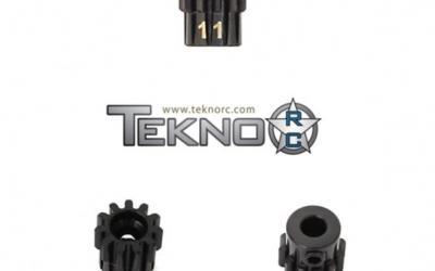 Nuevos piñones TeknoRC