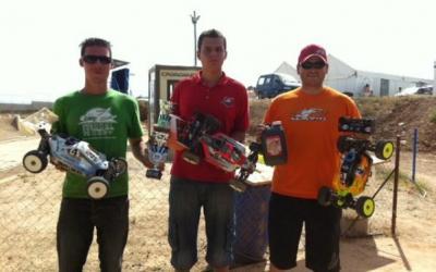 Campeonato regional en el circuito de Villanueva de la Torre