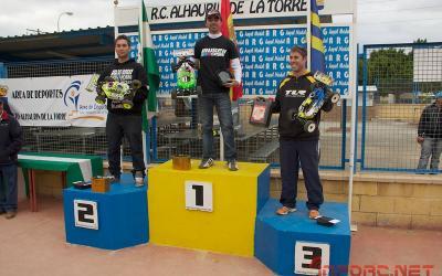 Andaluz 2012, ultima prueba en Alhaurin de la Torre