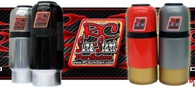 RC-Surestart, calentador de motores