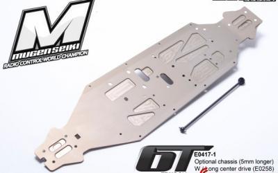 Nuevo chasis para MBX6T
