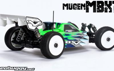 Mugen MBX7, presentacion oficial
