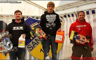 Robert Batlle, campeón del Warm Up para el Europeo