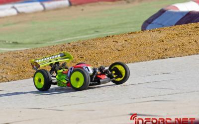 Este finde comienza el Nacional 1/8 TT Eléctrico en Ripoll. GP Modelix Racing