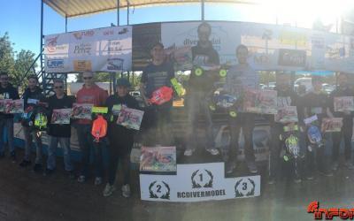 Martín Roca se estrena en 1/8 TT Eco con una victoria en Mallorca