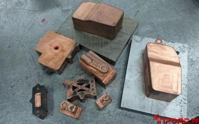Fotos: Así son algunos de los moldes del Kyosho MP9