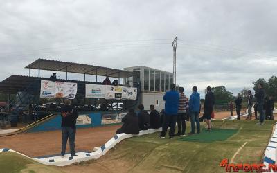Comienzan los entrenamientos libres del Nacional 1/8 TT Eco en Campos, Mallorca