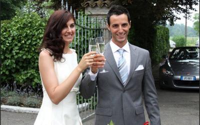 Ricardo Rabitti se casa