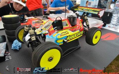 Mundial 1/8 2014 – Prototipo del nuevo Asso