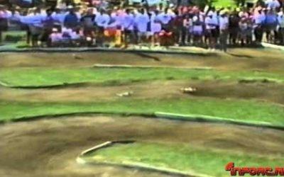 Antes...¡todo esto era campo! Video del mundial 1/10 2WD 1991.