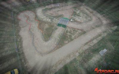 Circuito desde el octocoptero