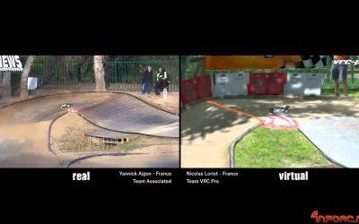 Disfruta en tu propia casa del GP de Montpellier en tu propia casa gracias a VRC Pro