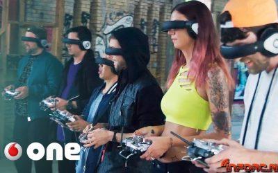 Drone racing league - La cosa se pone seria con los drones de carreras