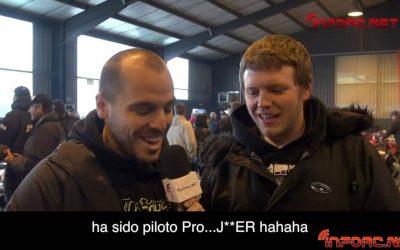 Entrevista al actual campeon del mundo, Cody King, piloto de Kyosho