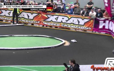 ETS Round 2 - Videos de las finales A Touring mod