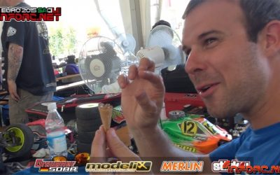 #ircEuro2015 - Video: Paseo por el paddock con Robert Batlle