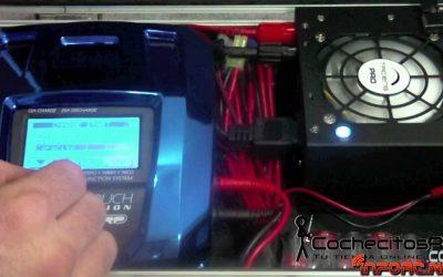 Maletin de carga: Pulsar Touch + Tacens Radix