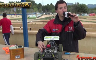 Primer arranque y rodaje de un motor Ultimate M8