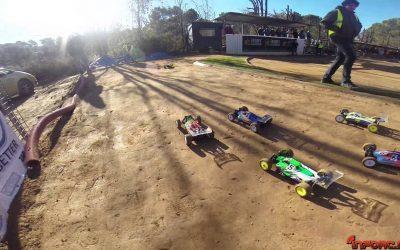 Primera prueba del Regional de Cataluña 1/10 4WD y Short Course en RC Hobby Garden