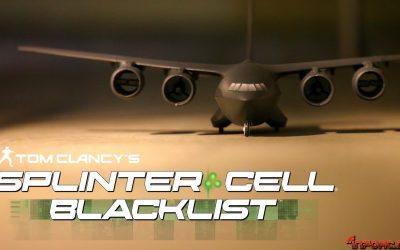 Una de Splinter Cell con aviones teledirigidos