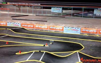 Una vuelta con David Bárcena a Silver Dollar Raceway de VRC Pro