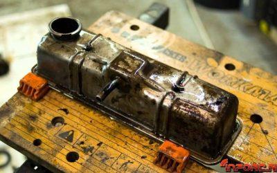 Video de la restauración completa de un motor, 11 meses y más de 3000 fotos...