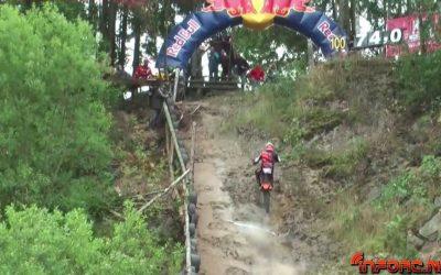 Video de los Viernes: Hillclimbing; o como subir una colina y destrozar tu moto