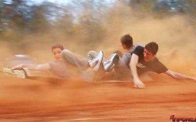 Video de los Viernes: hoy cenamos croquetas de arena