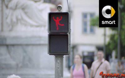 Video de los Viernes: ¡Los semáforos bailones son más divertidos! Mañana acaba el Mundial