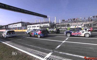 Video de los Viernes: Rallycross al máximo. Impresionante