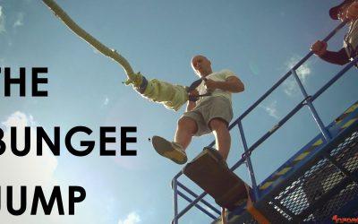 Video de los Viernes - ¡Saltando en caída libre sin sujeciones...y soltandose al final!