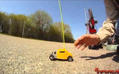 Video: El coche RC nitro más pequeño del mundo