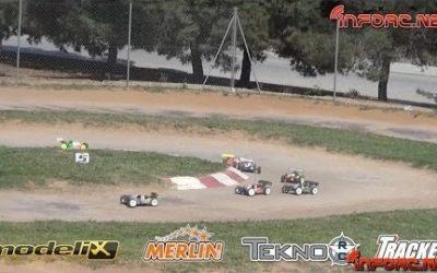 Vídeo - Final completa del Campeonato de España 1/8 TT Gas 2016