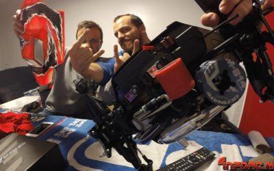 Video: Montando un Mugen MBX7R. Por Miguel Zambrana y Roberto Molina.