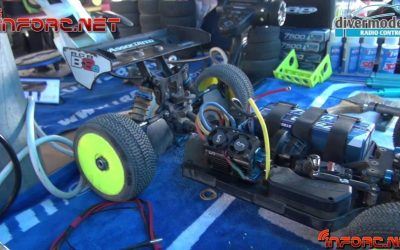 Video - Paseo por el paddock en Campos RC. Tercera prueba del Campeonato de España 1/8 TT Eco
