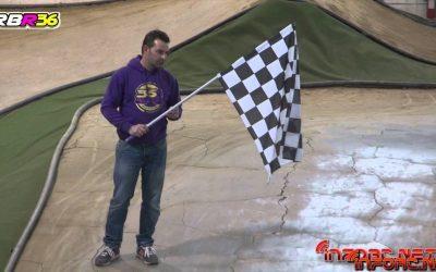 Video - Primera carrera en el RBR36 Arena y su nuevo trazado. 1/8 TT Eco Winter Series