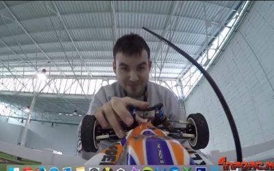 Vídeo: Unas vueltas On board al RBR36 Arena con Gerard Roig
